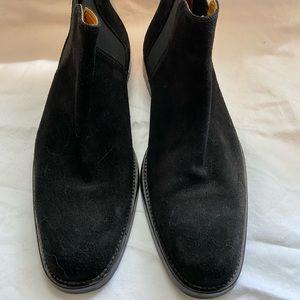 Aldo Men's Suede Chelsea Boots